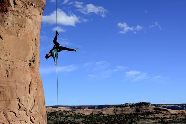 Climbs for All in Moab