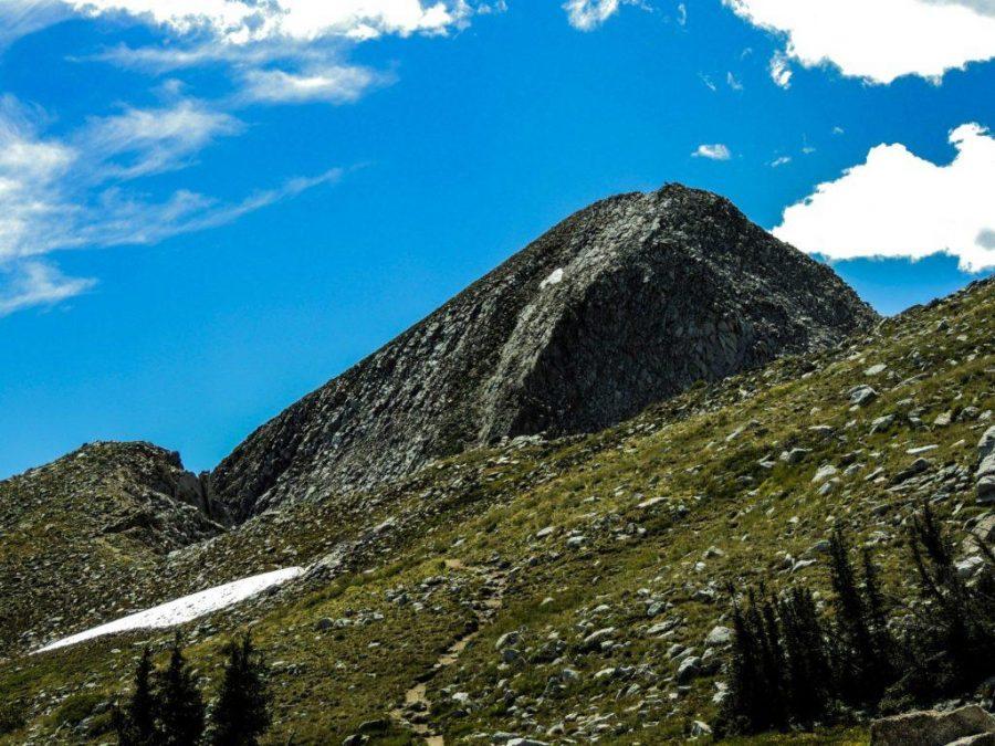 Crest Utah's (Little) Matterhorn