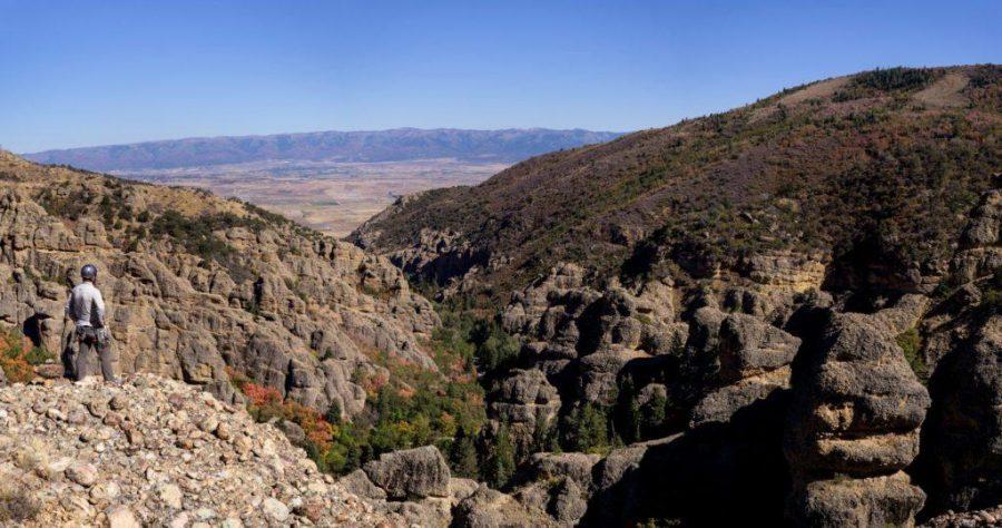 140 Ways to Climb Maple Canyon