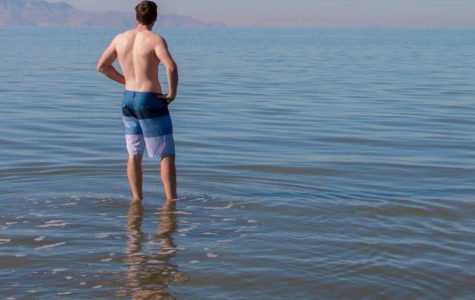 Watch: Pass or Fail–Swimming in the Salt Lake