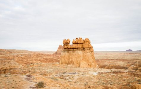 Beyond the Wasatch: Goblin Valley