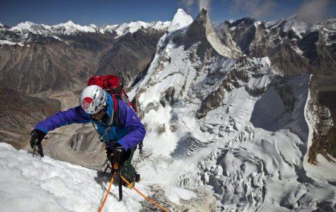 Meet U grad and epic climber, Conrad Anker