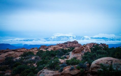 Beyond the Wasatch: Arches National Park