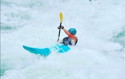 Whitewater Thrills in Jackson