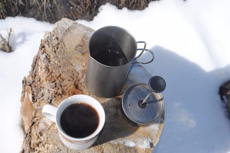 How to: Make Coffee When Camping
