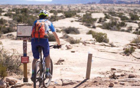 Moab: the Mountain Biker's Mecca