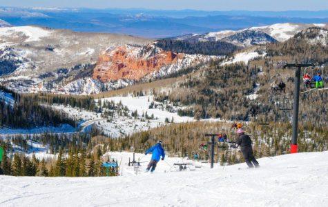Spring Skiing at Brian Head