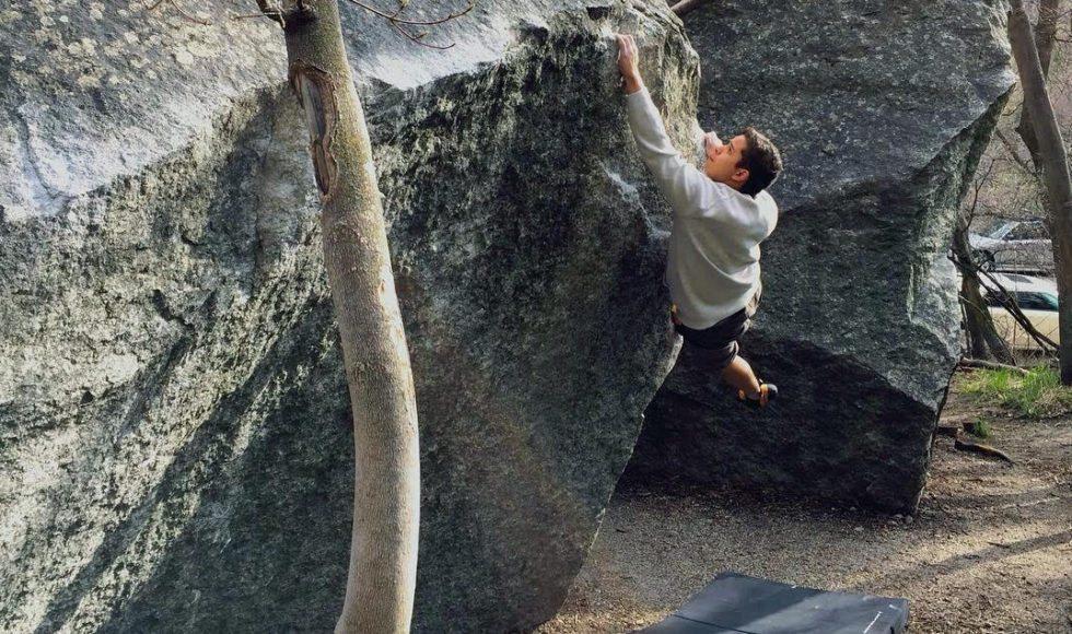 Rock Climbing Utahs Wasatch Range