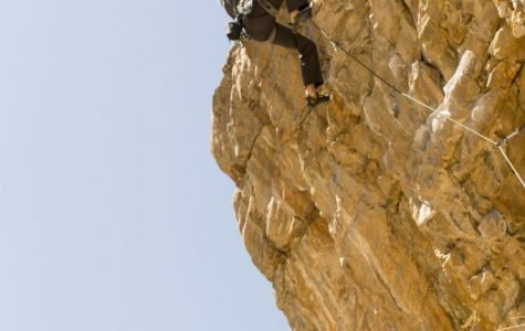 Climbing Close to Home