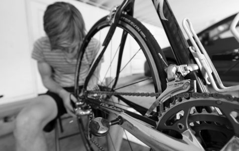 Learning Proper Bicycle Maintenance