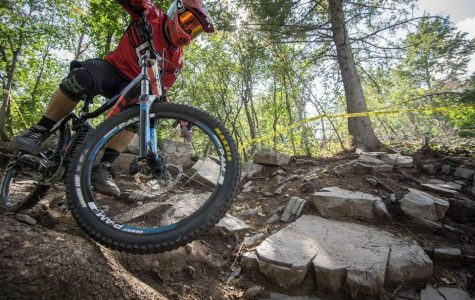 Remembering a Past Victory: Utes make a strong showing at their first Collegiate Mountain Bike National Championship