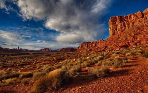 In the heart of the new Bears Ears National Monument, Valley of the Gods is an amazing landscape of buttes and spires at the southern end of Cedar Mesa. #BearsEars #StandWithBearsEars. Photo courtesy of Gary German.