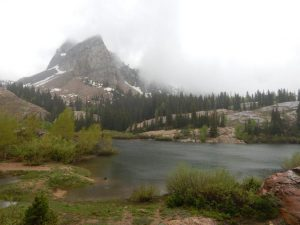Willow Lake is worth the hike