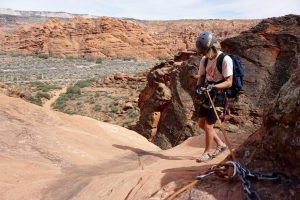 Bouldering Routes Damaged by Vandalism