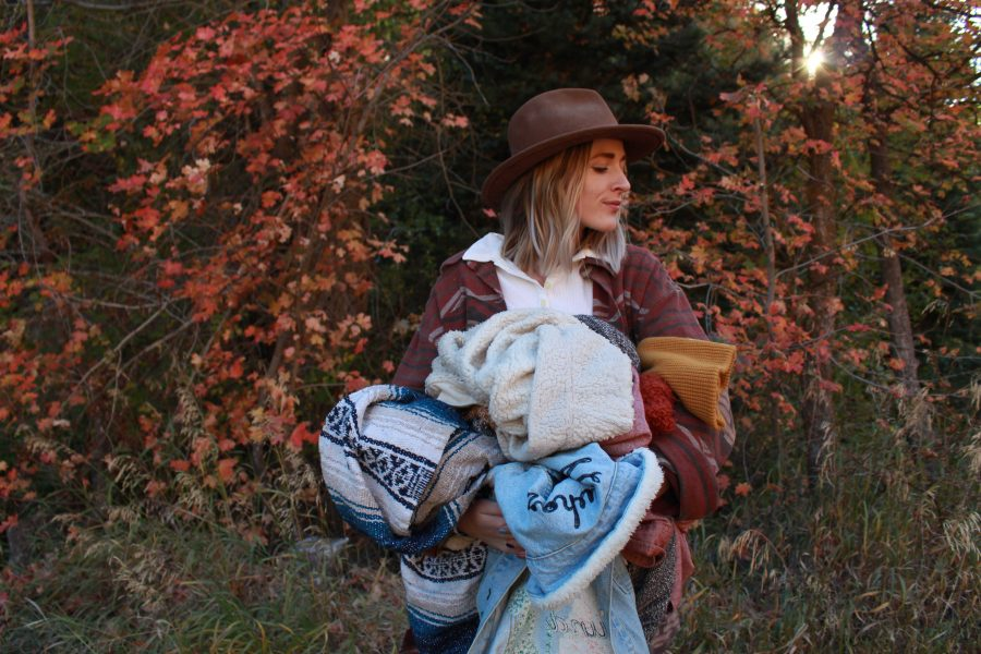 Thrift Store Fall Harvest:A Thrift Shopper's Guide to Outdoor Fall Clothing