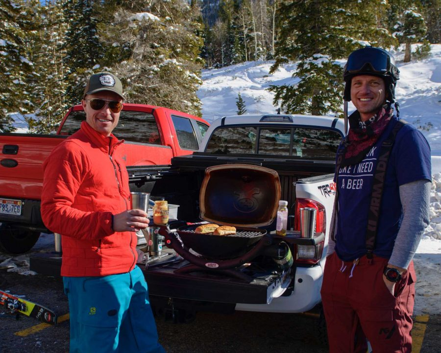 "Wasatch Eats: How To ""Pack Your Own"" While Shredding the Gnar"