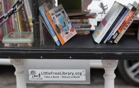 Take a Book, Share a Book: Non-profit brings communities together, encourages reading
