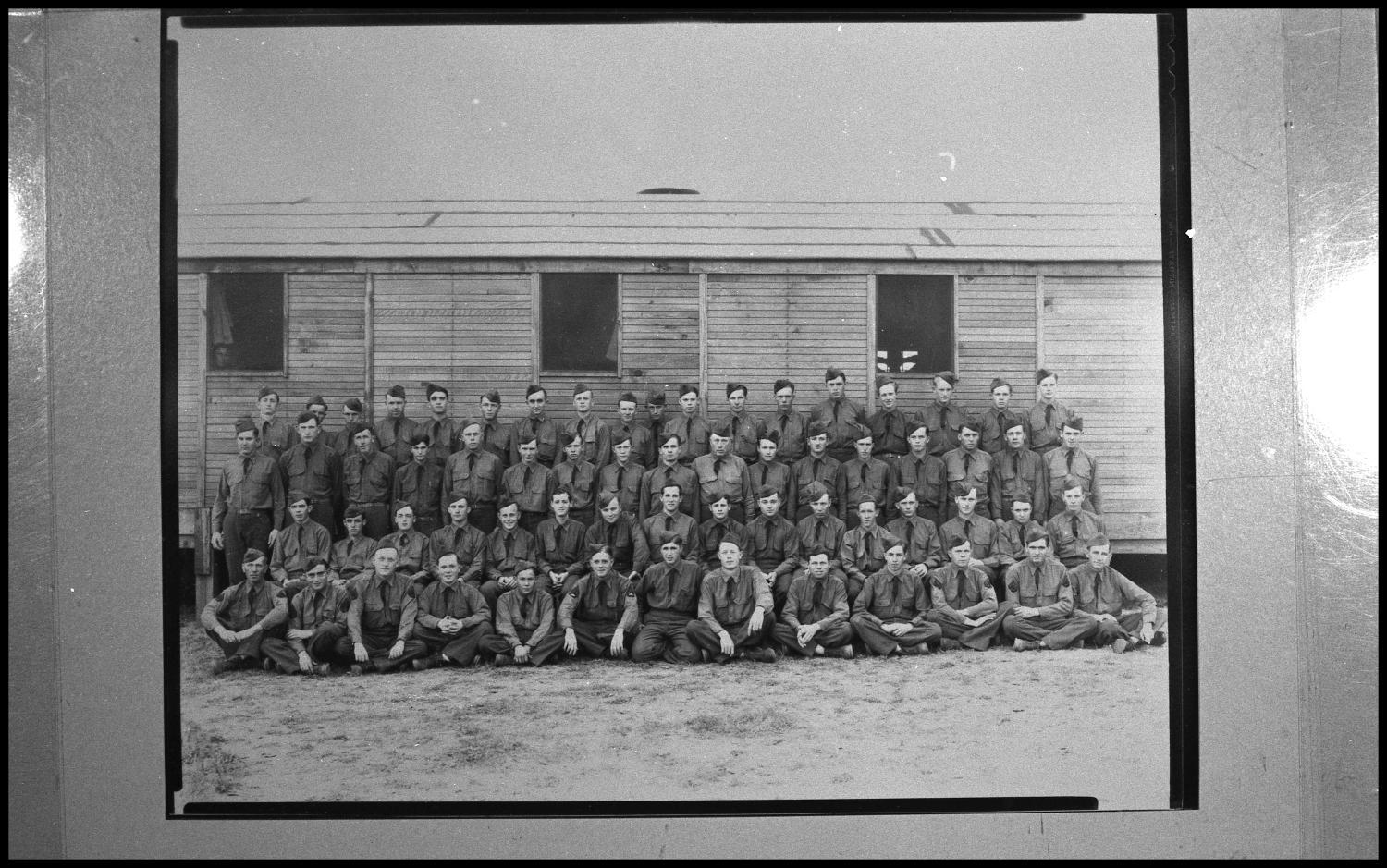 Cherokee County Historical Society. [Civilian Conservation Corps], photograph, September 18, 1988; (texashistory.unt.edu/ark:/67531/metapth354300/: accessed March 11, 2019), University of North Texas Libraries, The Portal to Texas History, texashistory.unt.edu; crediting Cherokee County Historical Commission.