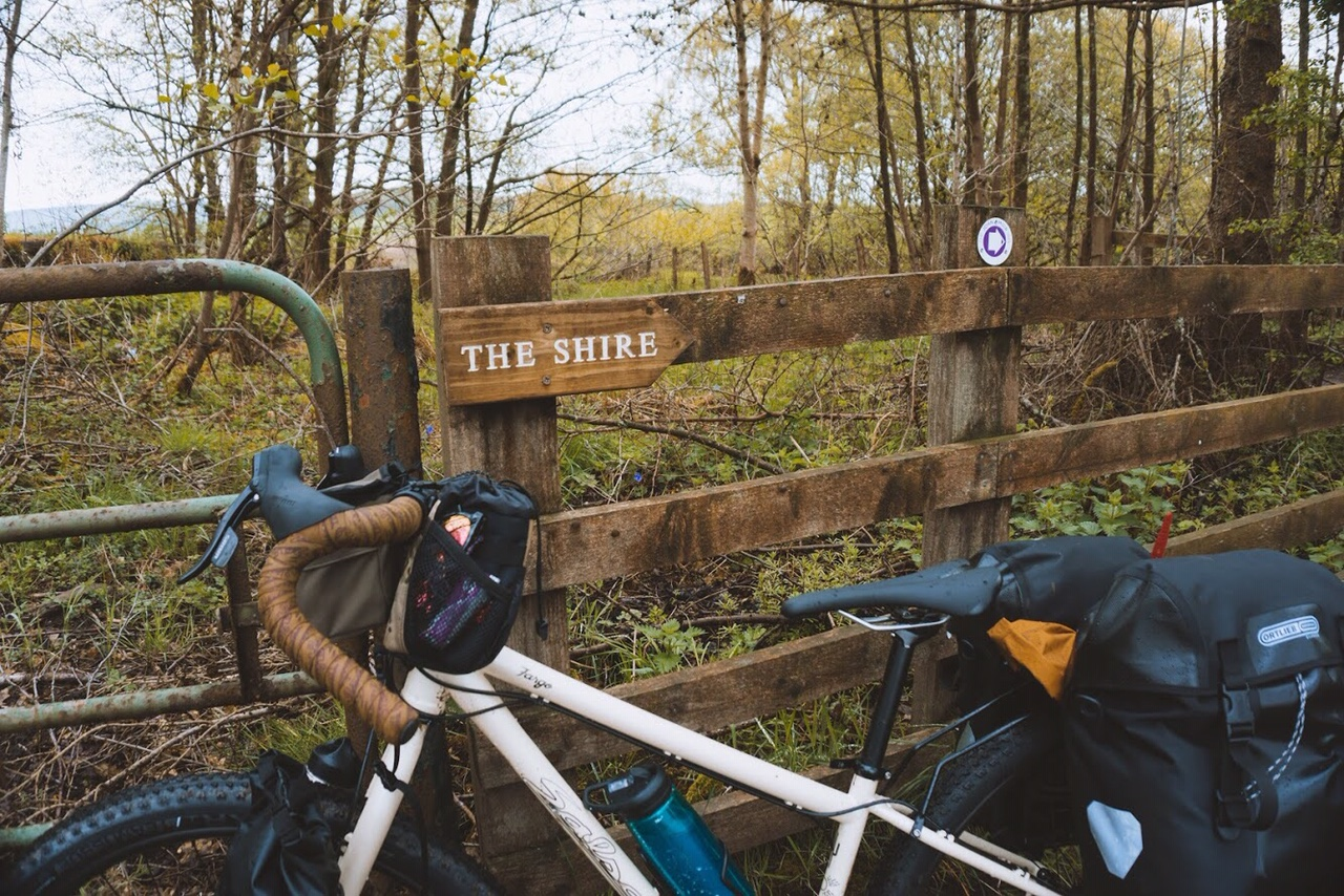 Taking on cycling Scotland; Photos by Lizz Corrigan.