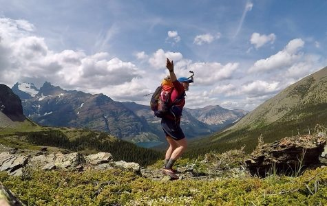 Another Crown for the Backpacking Queen: U Student Caroline Himbert  Completes the Continental Divide Trail