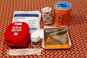 First Aid for the First-Aid Kit