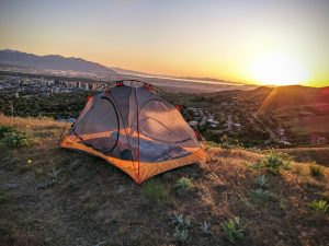 Microadventures and the Catharsis of Camping