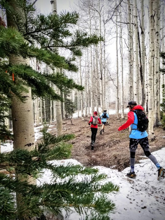 """Goin' Up A Mountain, and Coming Back Down It""- An Introduction to the Utah Trail Running Scene"