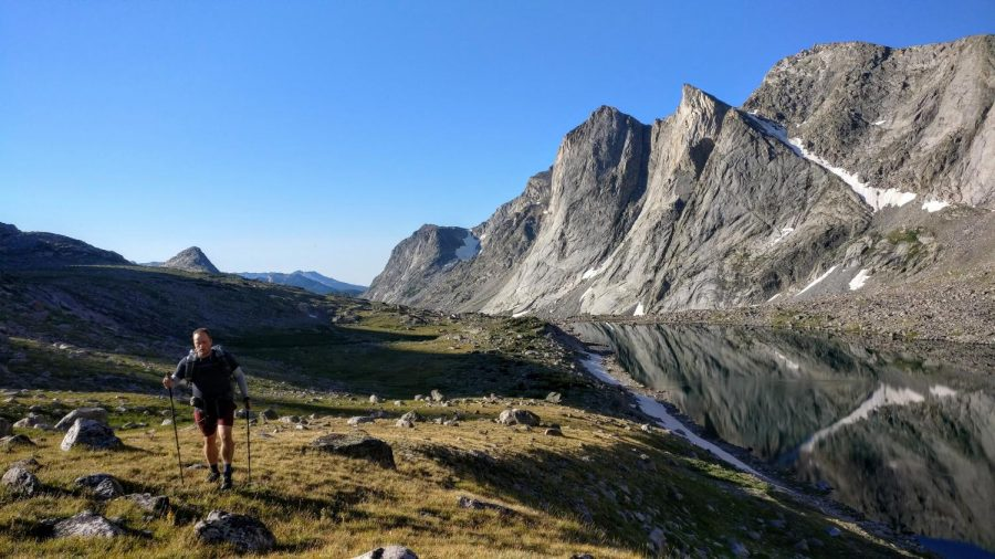 Journey in the Wind River Range: Compact Introduction to an Expansive Landscape