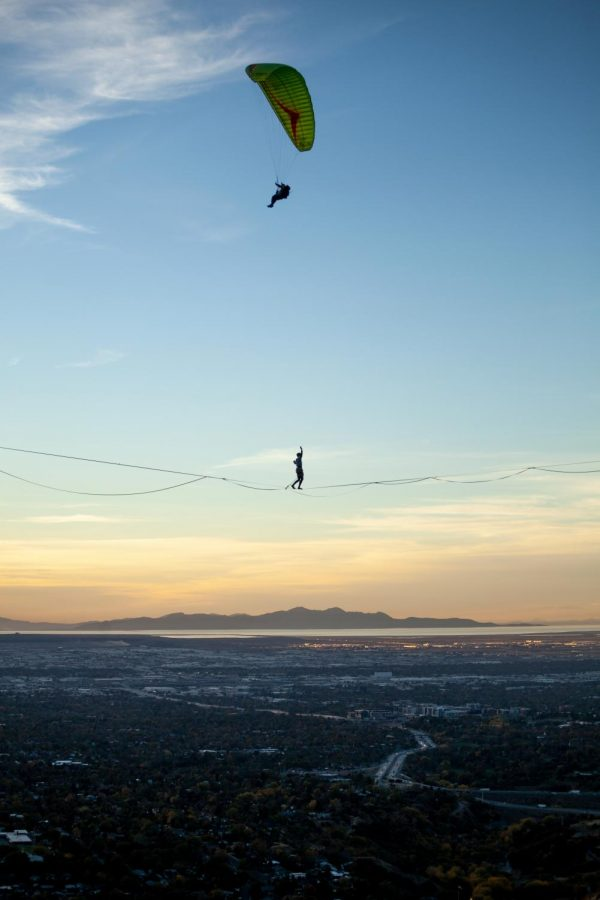 Highlines and Flybys