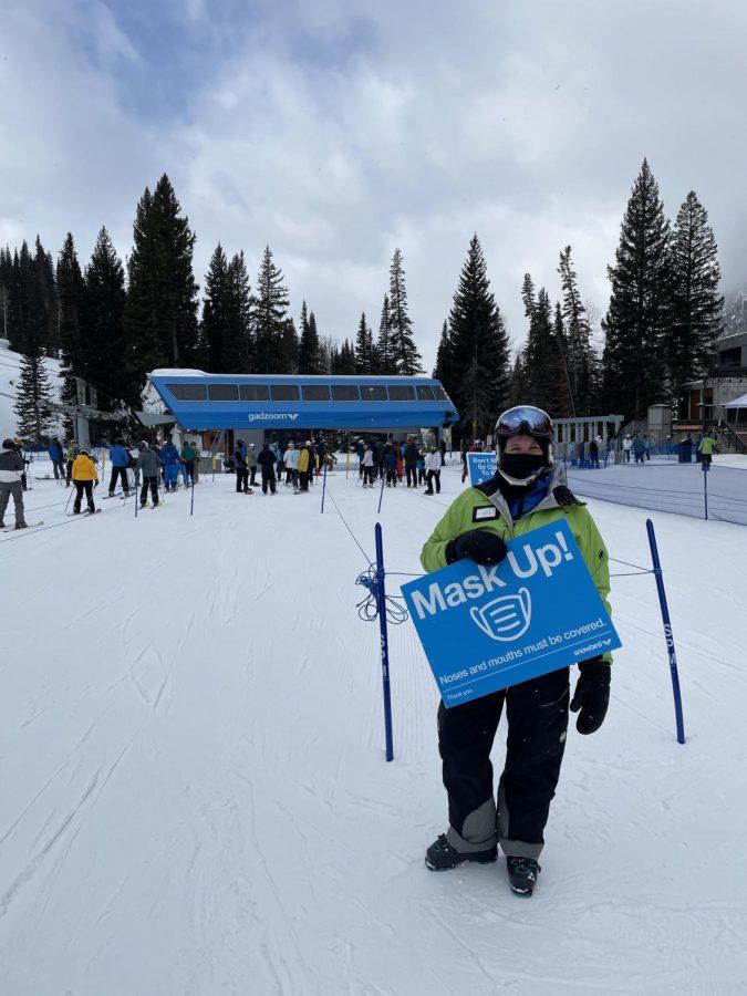 A Snowboarder's Prolonged Pandemic Saga- Shredding in a New World