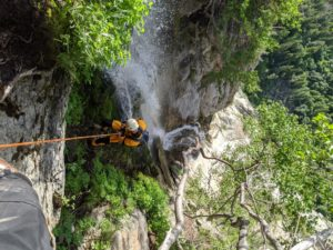 A Brief Introduction to Canyoneering